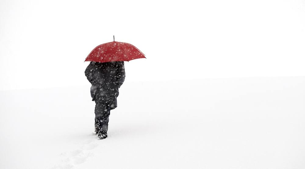 9 tips for surviving the Vancouver snow - from a Saskatchewanian