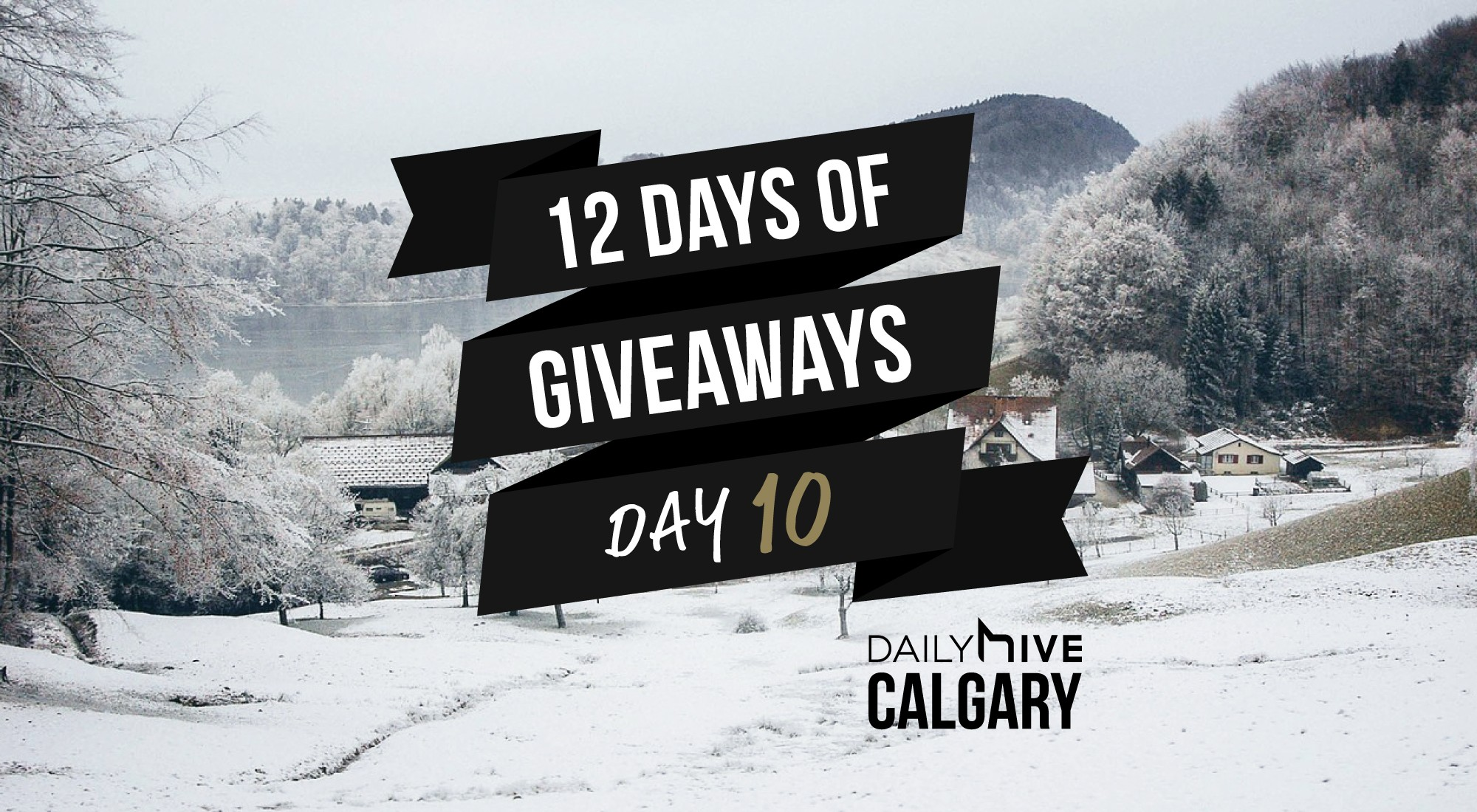 12 days of giveaways calgary 10