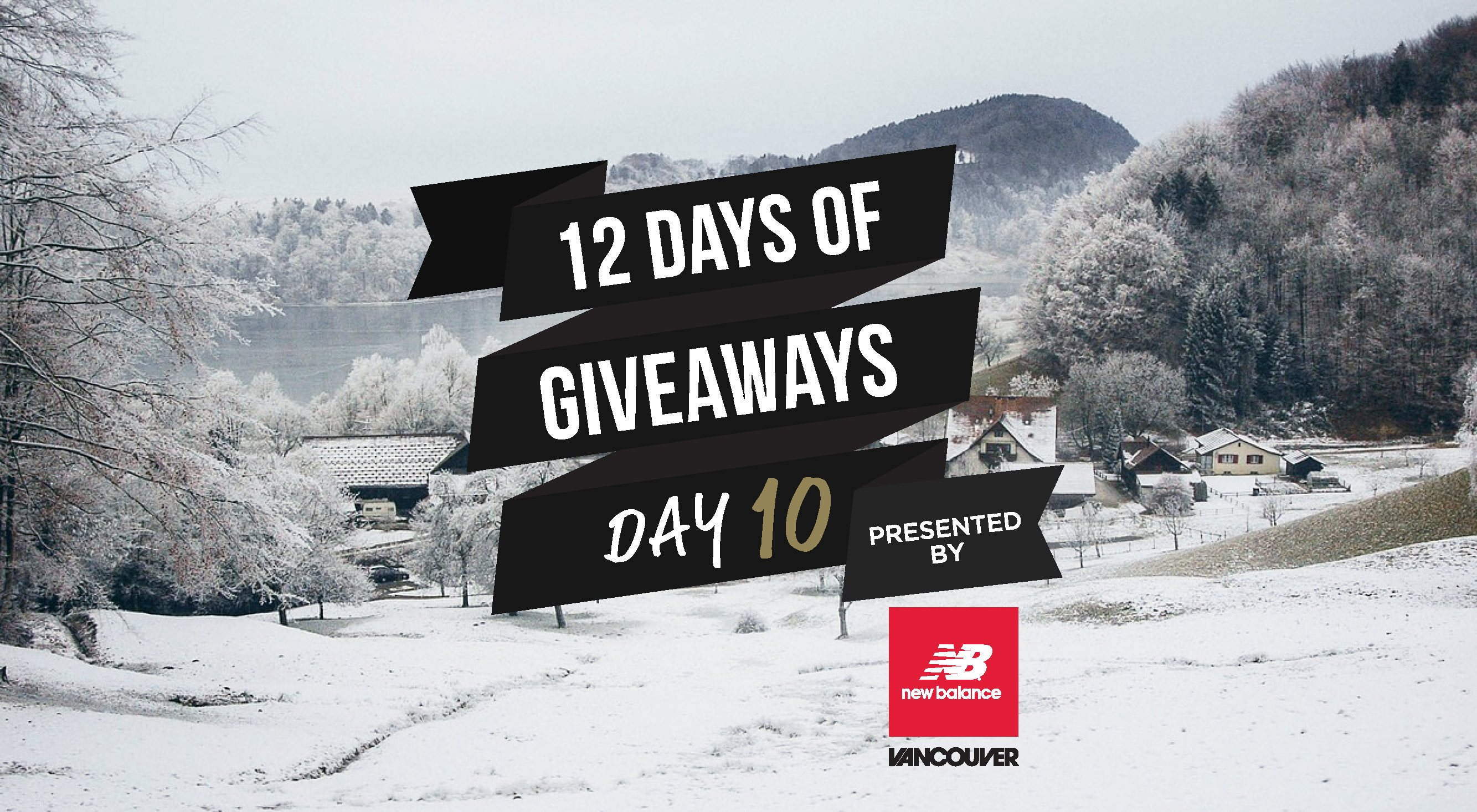 12 days of giveaways new balance 10