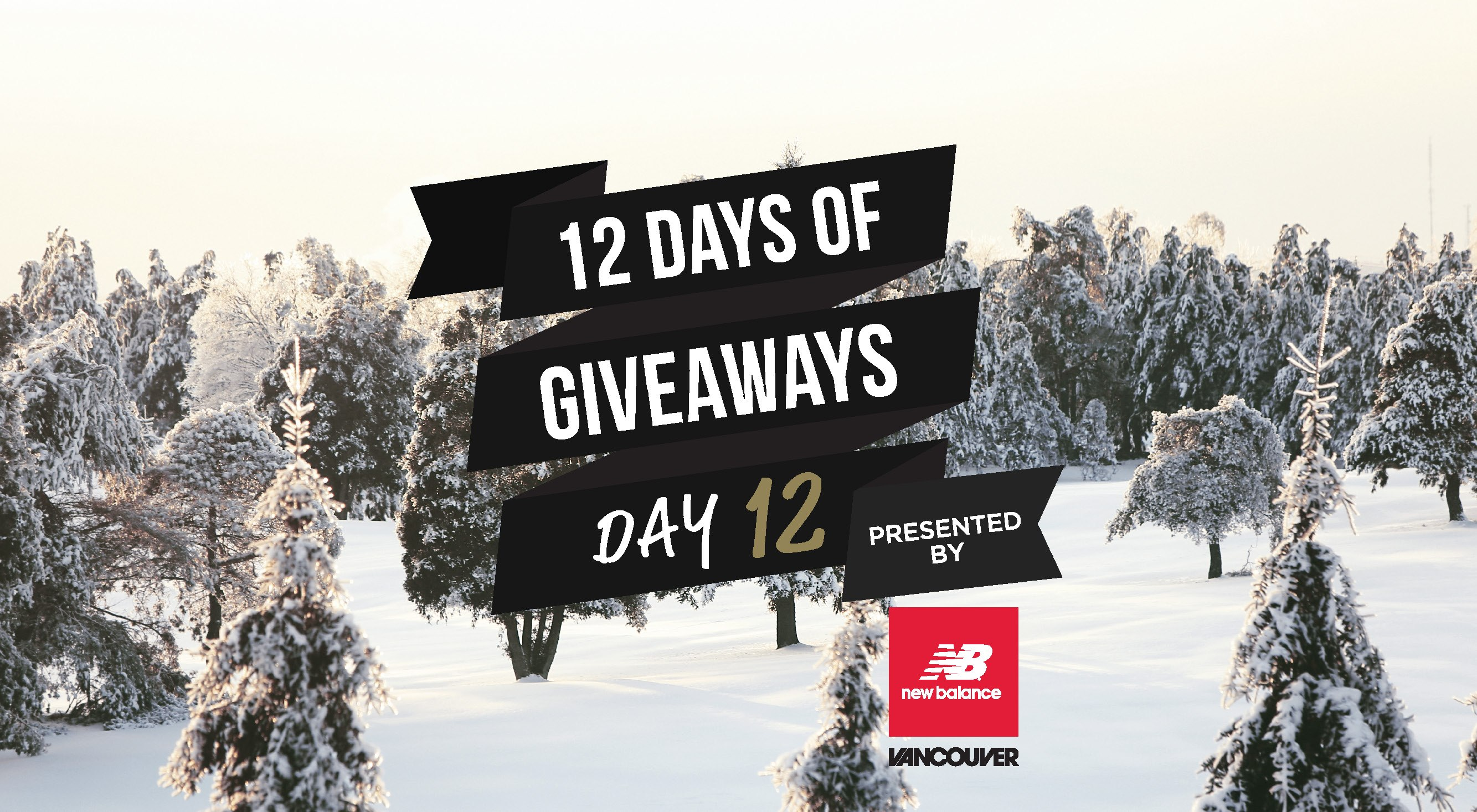 12 days of giveaways new balance 12