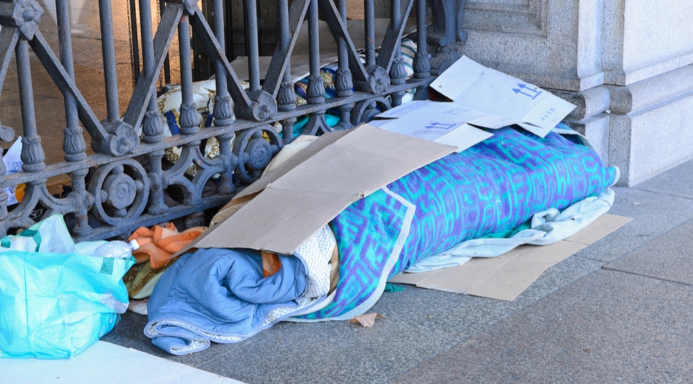 Federal government announces new national strategy on homelessness