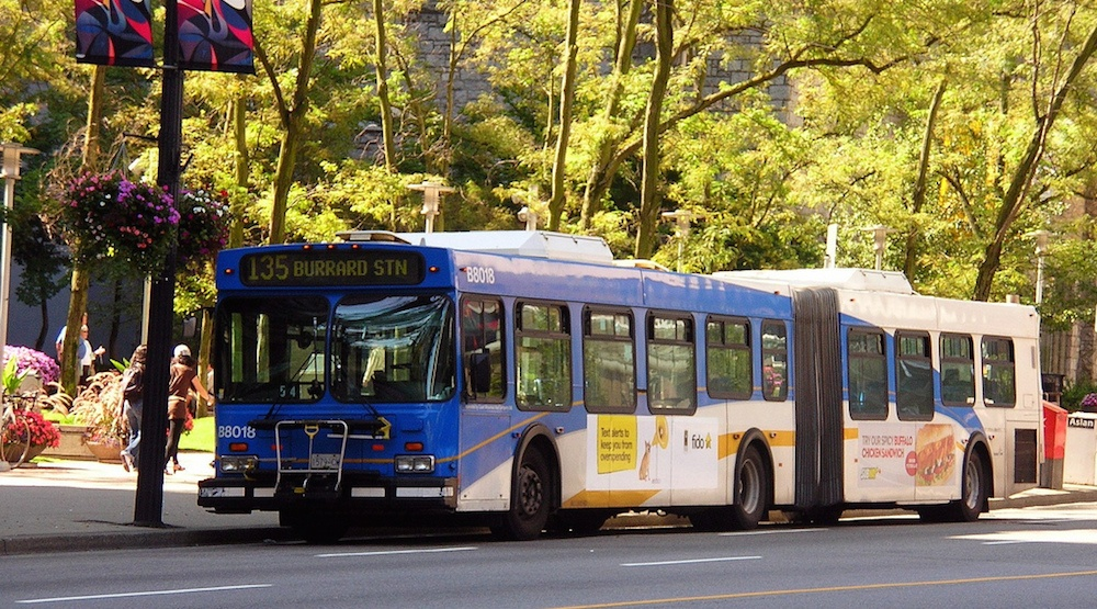 135 95 b line translink articulated bus