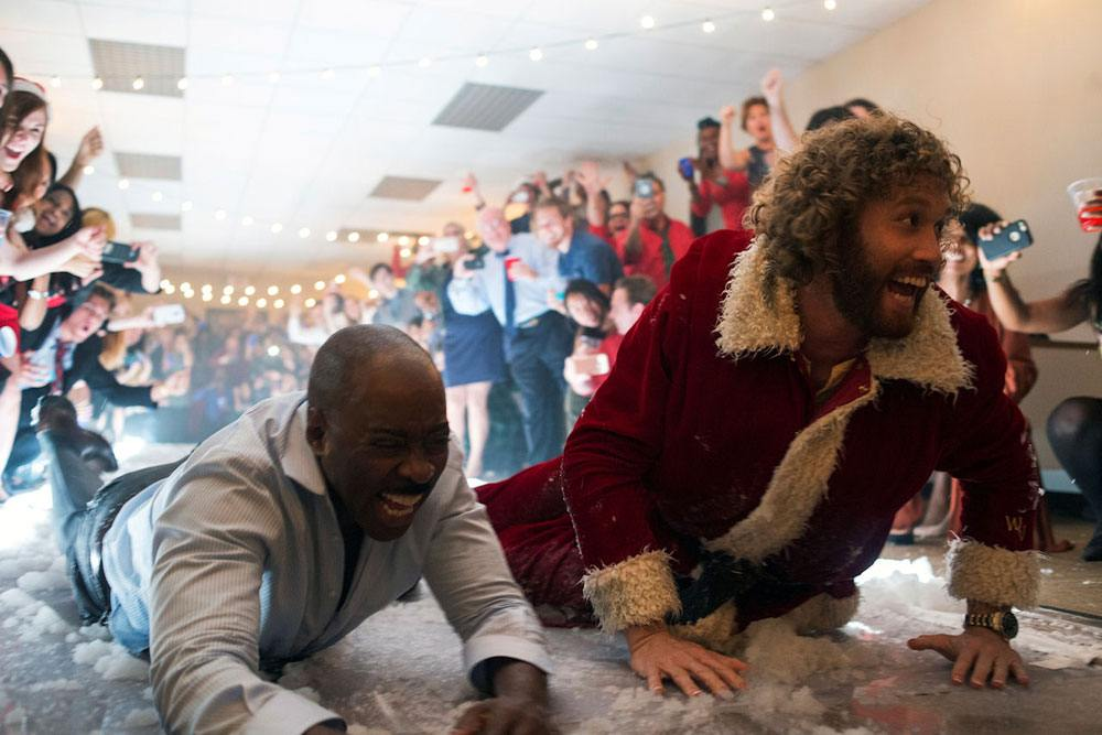 Movie Review Office Christmas Party
