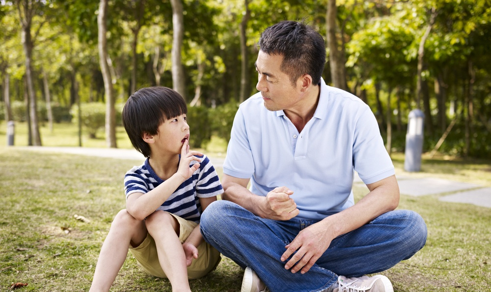 Father and son shutterstock1