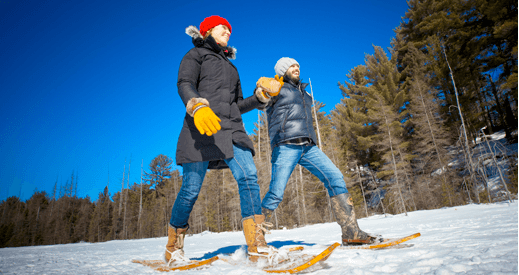12 places to go snowshoeing near Toronto
