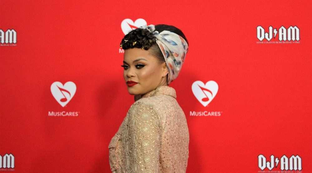 Andra Day (Image: Brittney Williams/Shutterstock)