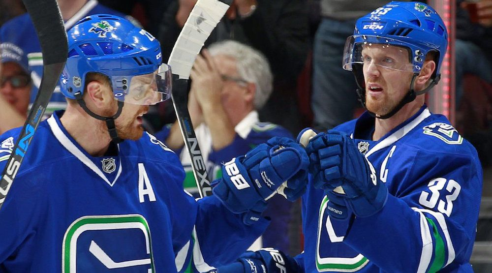 sedins canucks