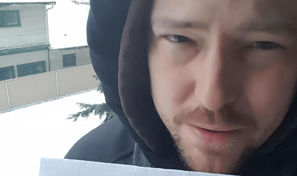 Homeless Calgary man receives outpouring of help on reddit