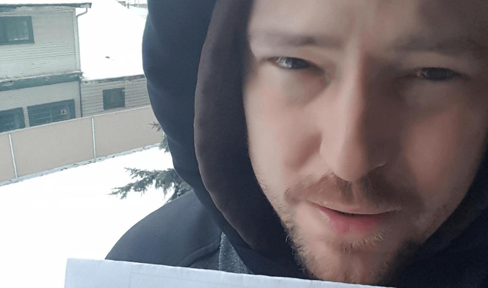 Reddit homeless guy