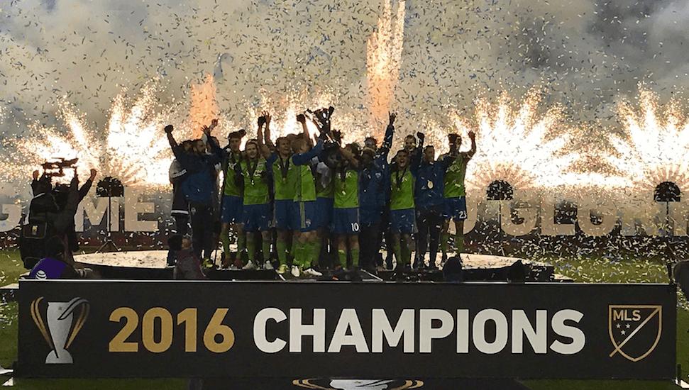 Heartbreak for Toronto FC, Seattle Sounders win MLS Cup