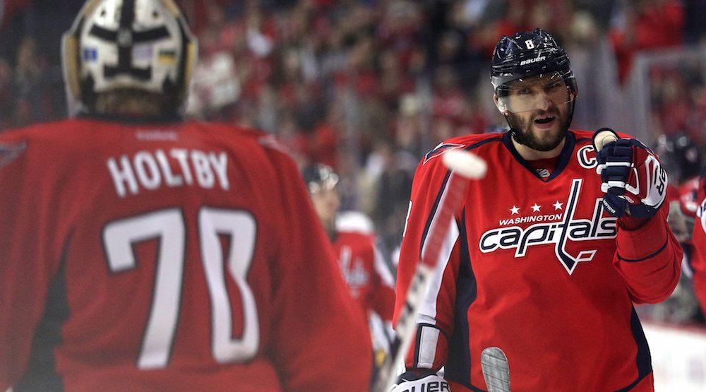 Hansen returns as Canucks visit Ovechkin, Capitals