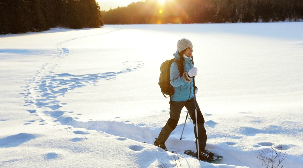 7 great snowshoeing trails near Vancouver