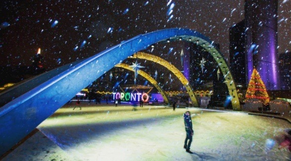 New Year's Eve in Toronto is expected to be the coldest in 55 years
