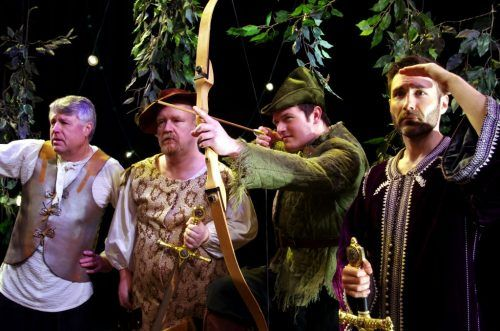 Metro Theatre presents Panto: Robin Hood and Marion (Image: Metro Theatre)