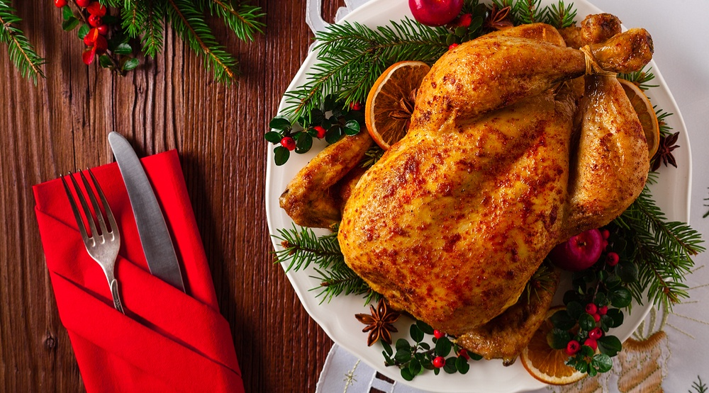 5 places serving dinner on Christmas Day in Calgary