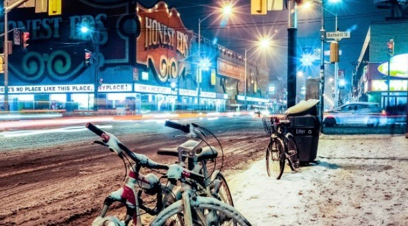 Best Toronto Instagram photos last week: December 5 - 12