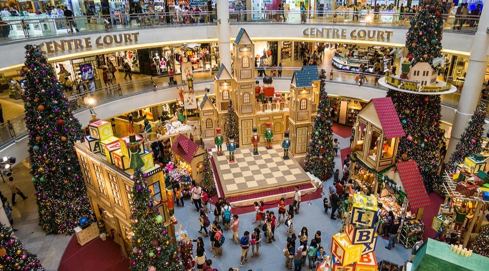 Santa says.... Confessions of a mall Santa