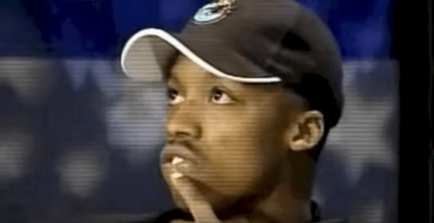 Former Vancouver Grizzlies draft pick Steve Francis in jail according to TMZ