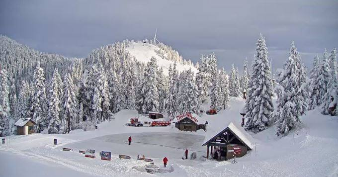 Image: Grouse Mountain Resort / Facebook