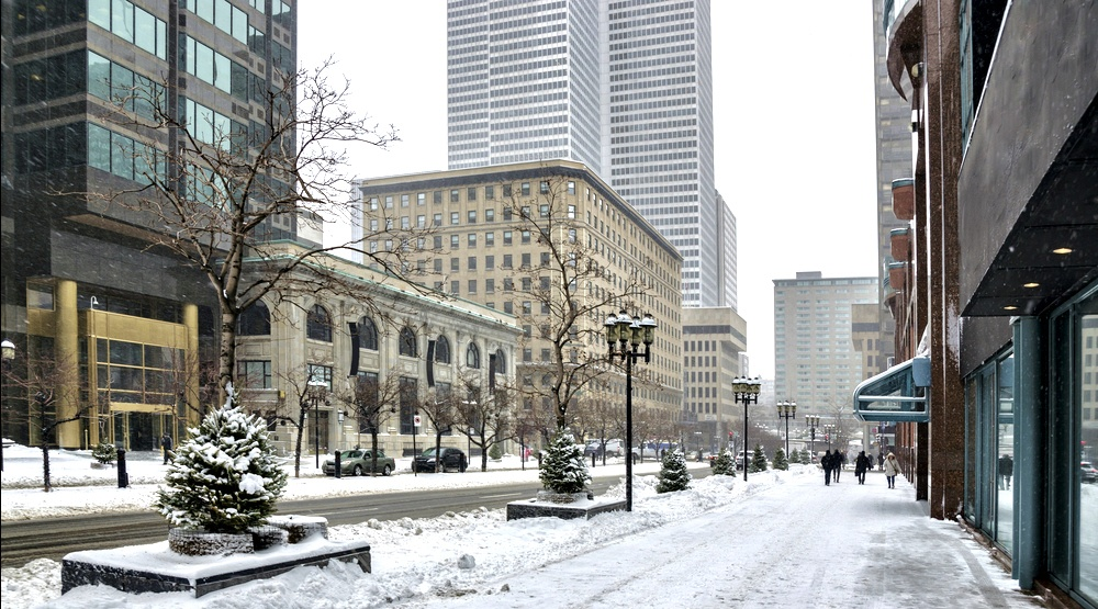 Montrealsnow