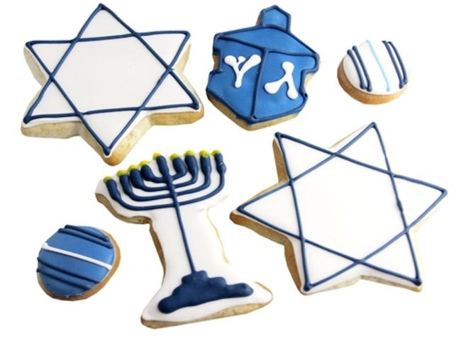 Sugar cookies vancouver hanukkah