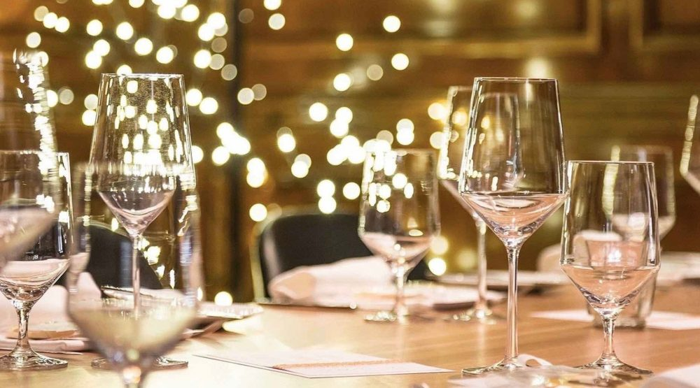 22 Vancouver restaurants serving dinner on New Year's Eve