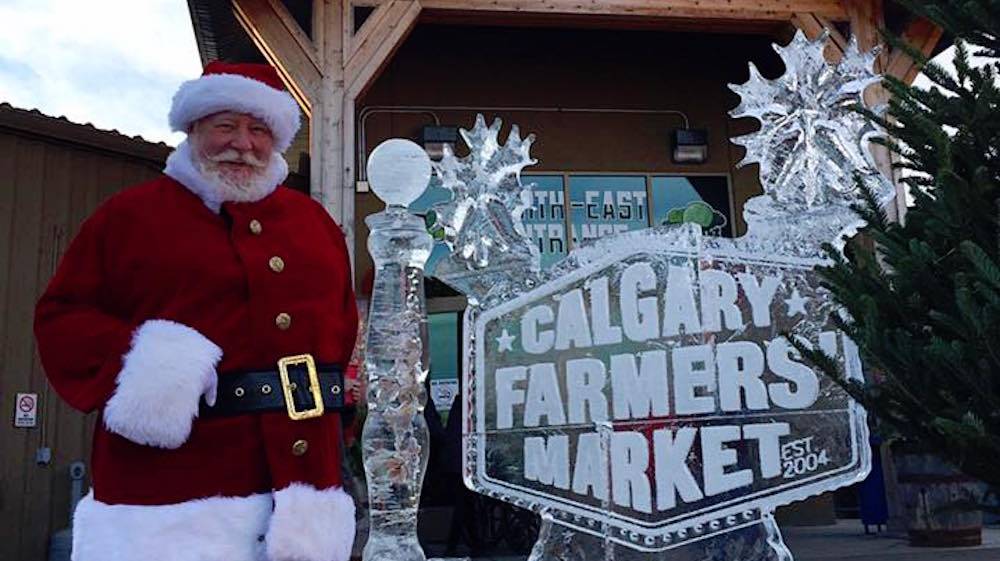 Visit the Calgary Farmers Market while it's open 9 days straight
