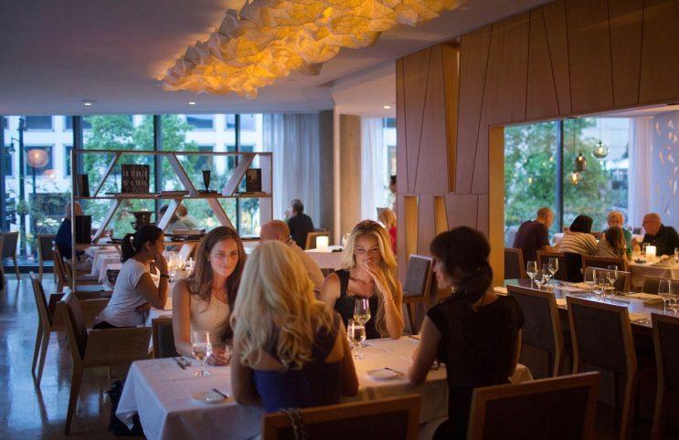 9 Vancouver Restaurants Serving Dinner On Christmas Day