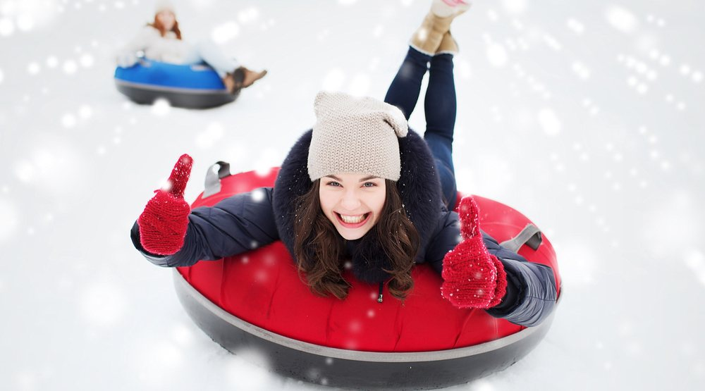 Western Canada's largest tube park opens for the season in Calgary