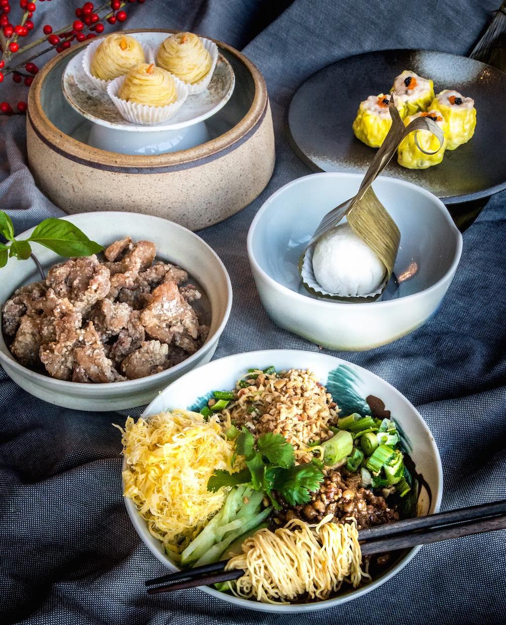 2017 Chinese Restaurant Awards dishes (Leila Photography)