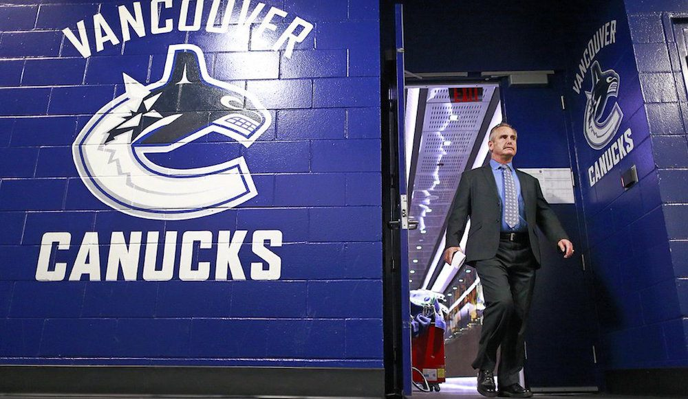 Here's how Canucks fans reacted to Willie Desjardins' firing this morning