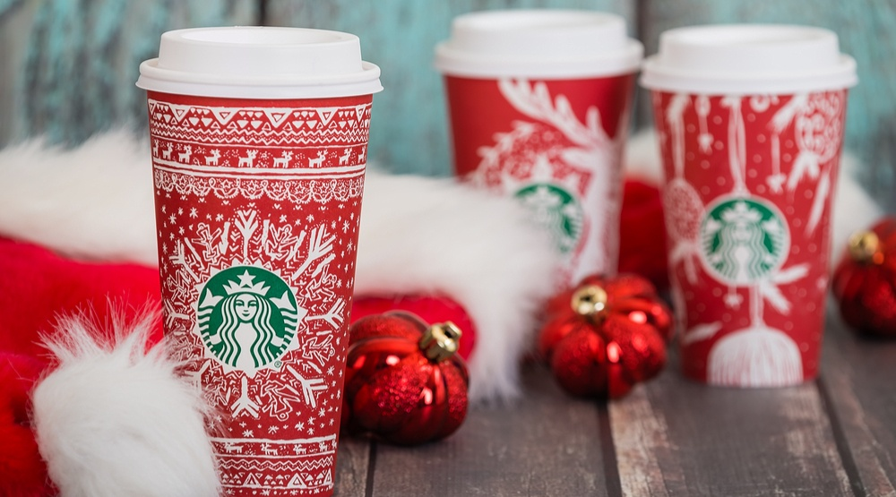 Starbucks brings back Ugly Sweater Cookies and unveils Fruitcake Frap