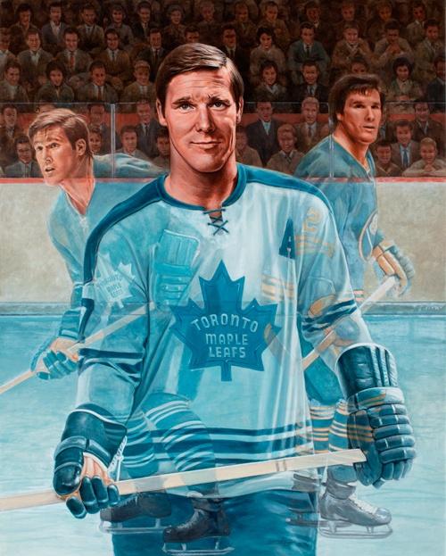 ken danby hockey art