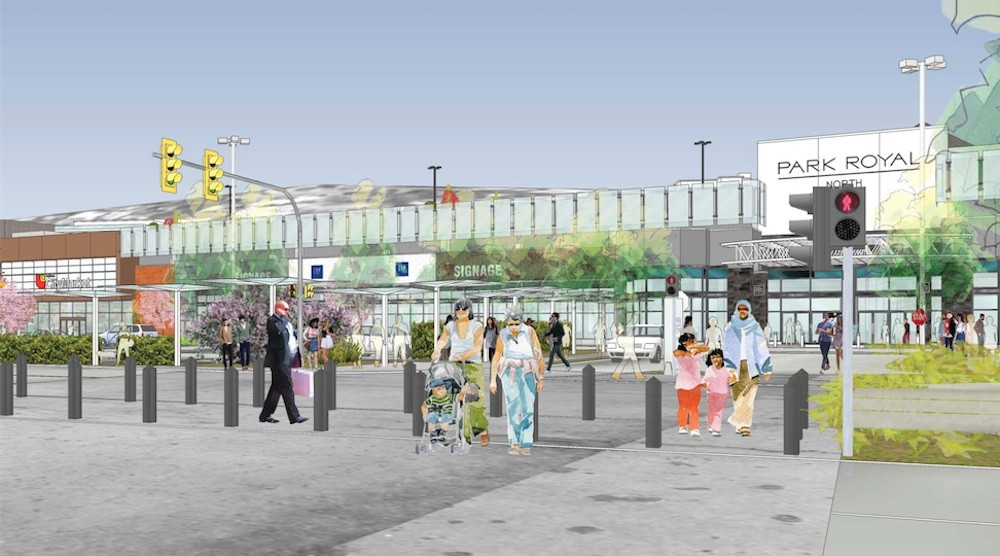 Saks Fifth Avenue OFF Fifth opening at West Vancouver's Park Royal in 2017