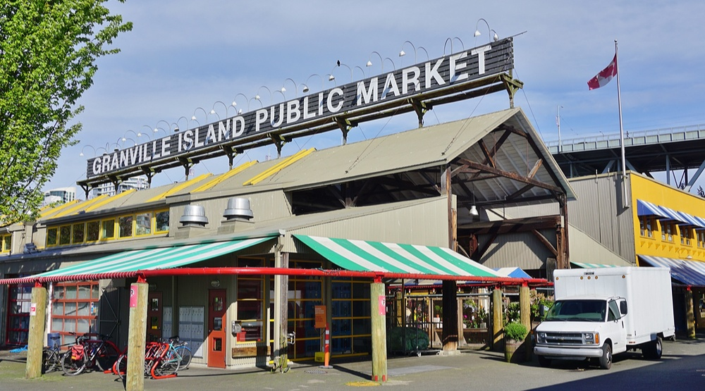 Granville Island Public Market will stay open for shopping purposes only
