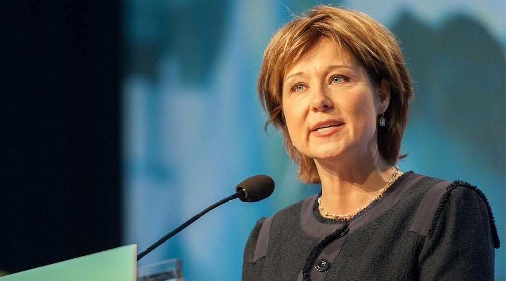 BC Premier Christy Clark/Province of BC, Flickr