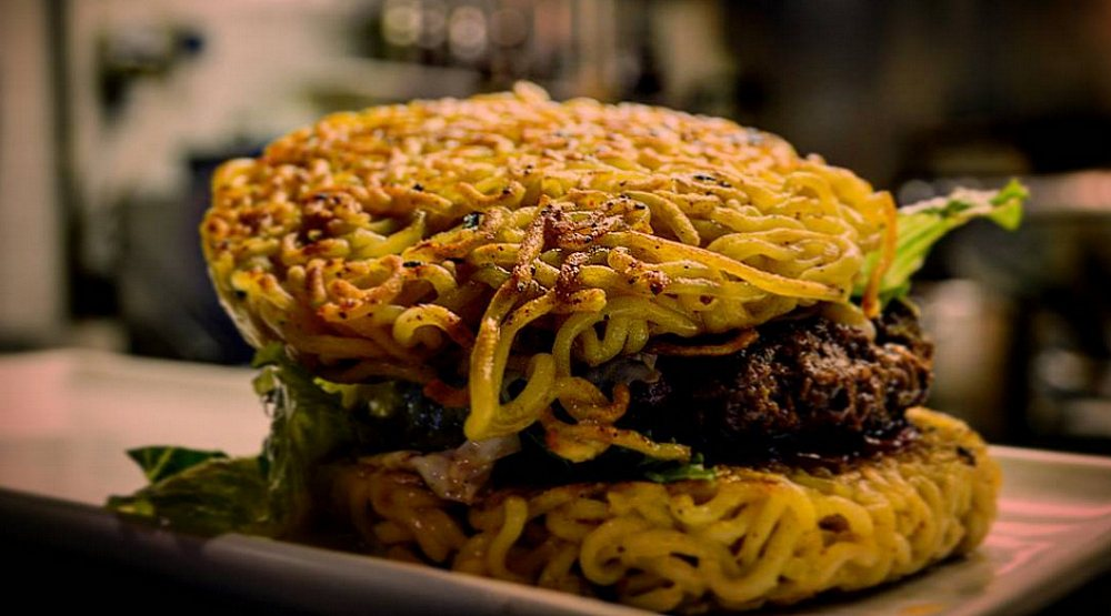 You can now get ramen burgers in Montreal