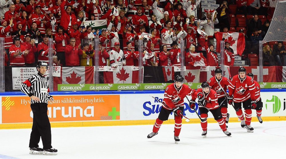 Canada world juniors1