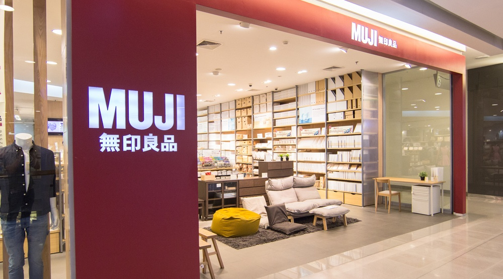 Shopping at Muji Vancouver pop-up store will require reservations