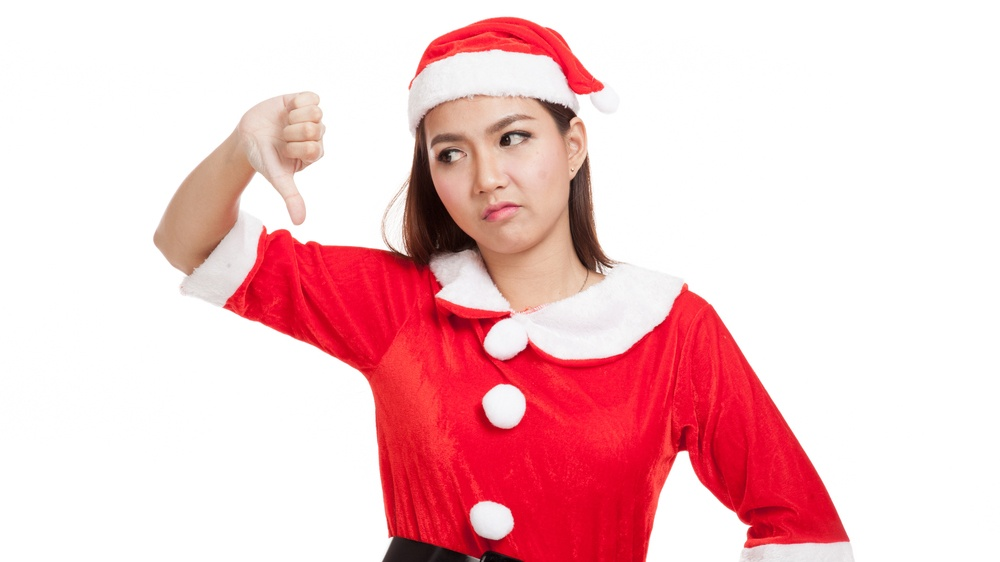 hates christmas shutterstock - Why Do I Hate Christmas