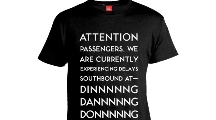 Someone made a hilarious parody of the TTC merchandise shop (PHOTOS)