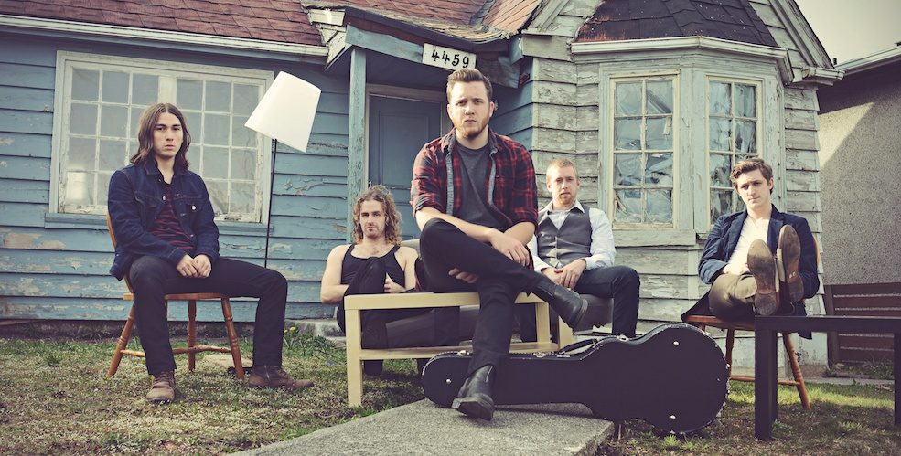Interview: Pigeon Park find themselves again on 'Sunlight Fading Away'