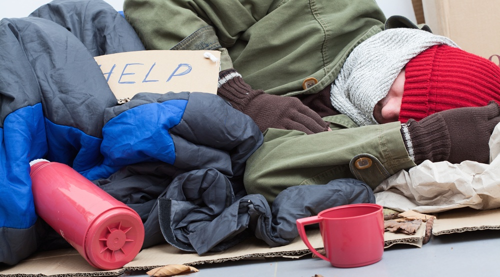 BC homeless deaths reach record high: Megaphone report