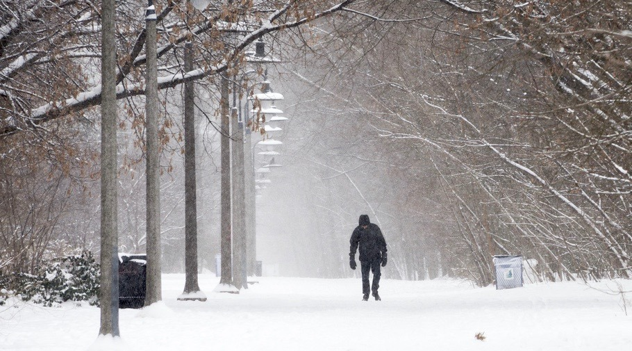Environment Canada says half of Canada is already through the 'Dead of Winter'