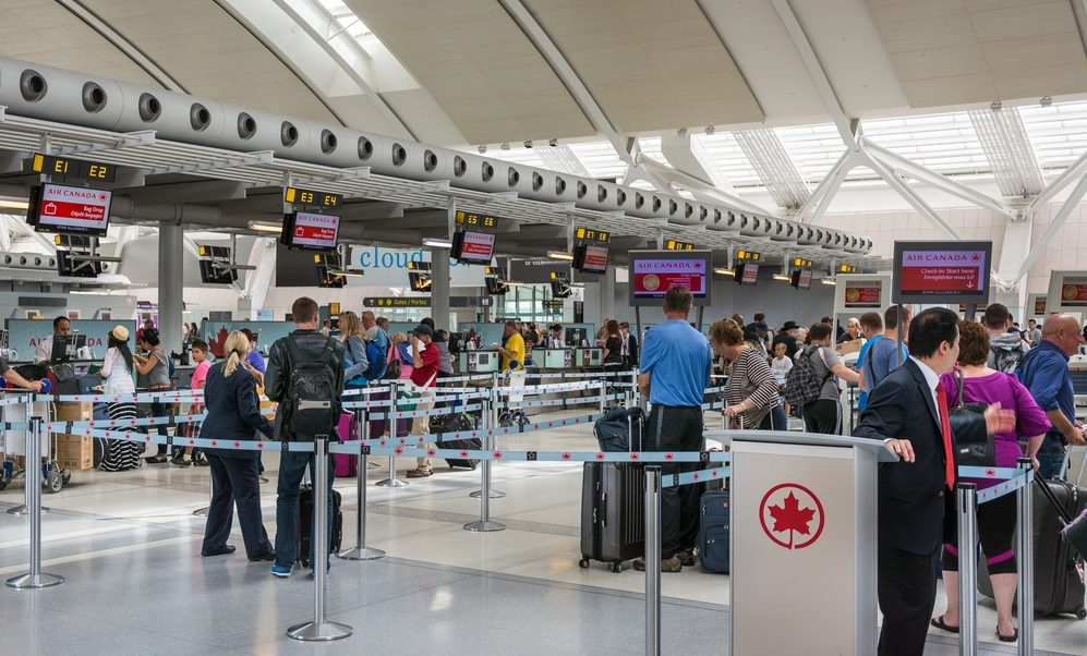 Enhanced security measures at Canadian airports begin for US-bound flights