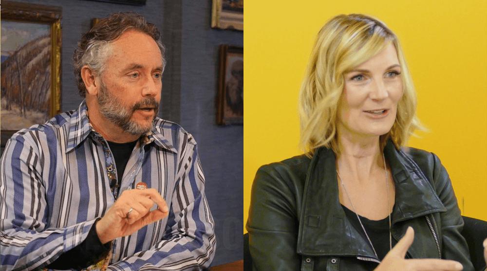 Calgary Entrepreneur: Brett Wilson and Wean Green owner Melissa Gunning (VIDEO)