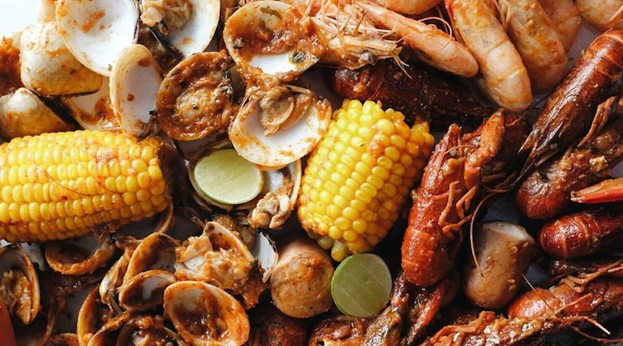 The Holy Crab: Seafood boil restaurant opening on Robson