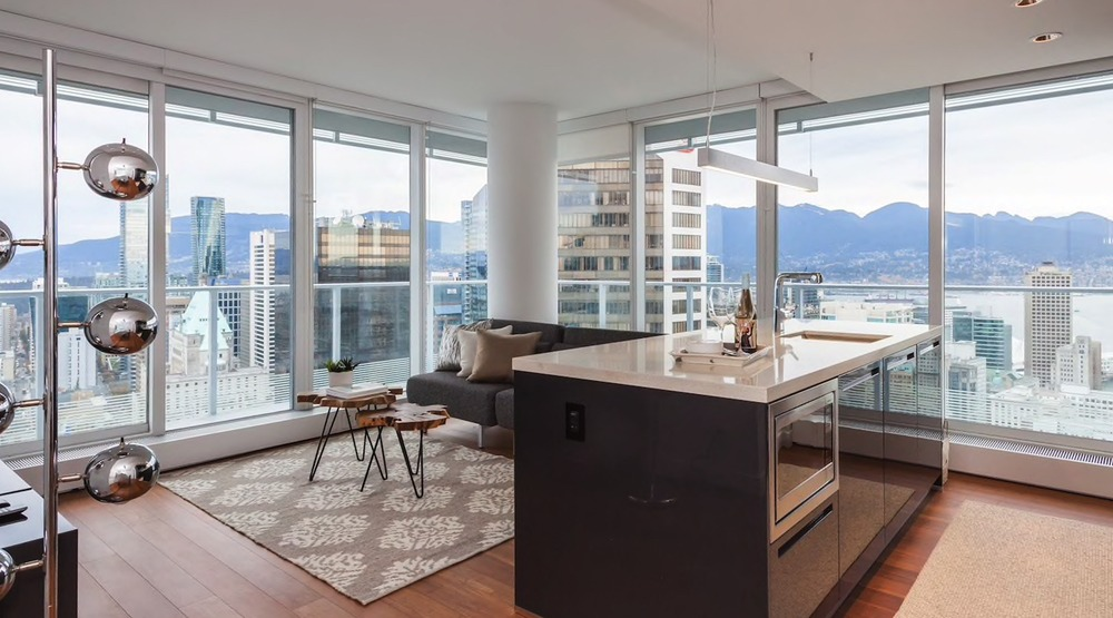 Airbnb vancouver listing