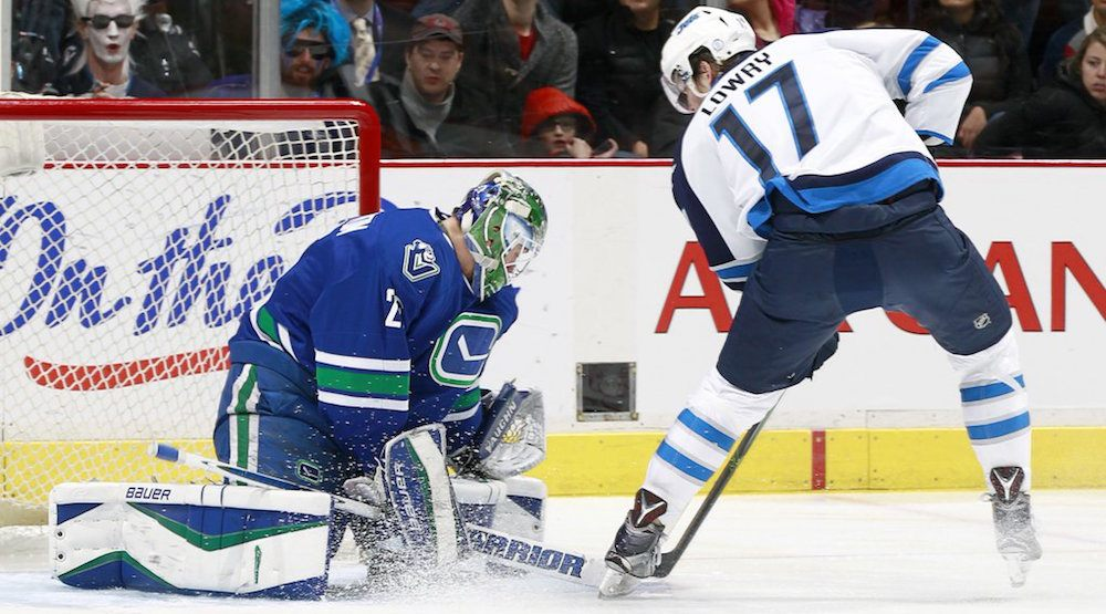 Canucks and Jets begin Rogers Arena mini-series