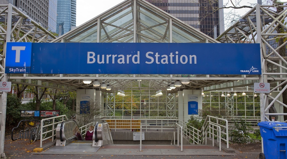 New secondary street entrance proposed for SkyTrain's Burrard Station